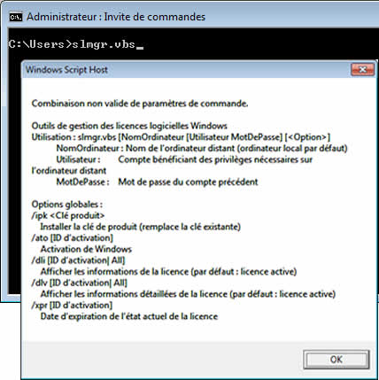 activer windows 7 en ligne