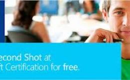 Second Shot : 2e chance offerte pour les certifications Microsoft !