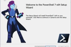 Installer Powershell 7 sur Windows 10