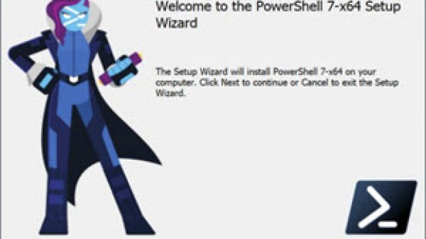 Installer Powershell 7 sur Windows 10